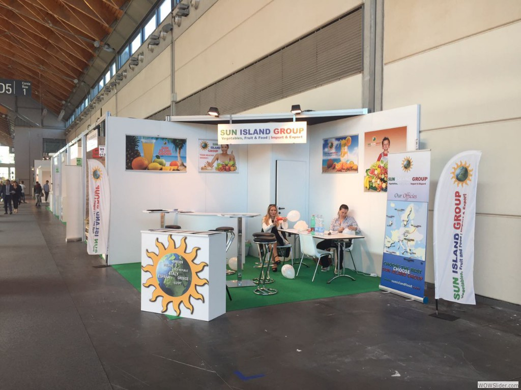Our stand 2